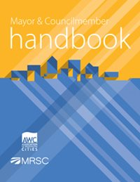 Cover of Mayor and Councilmember Handbook