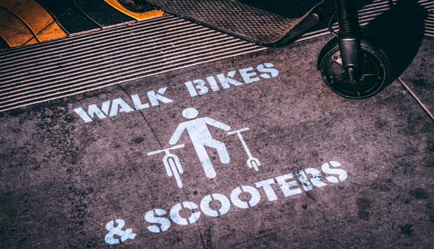 Two New Guides Address Dockless Vehicles