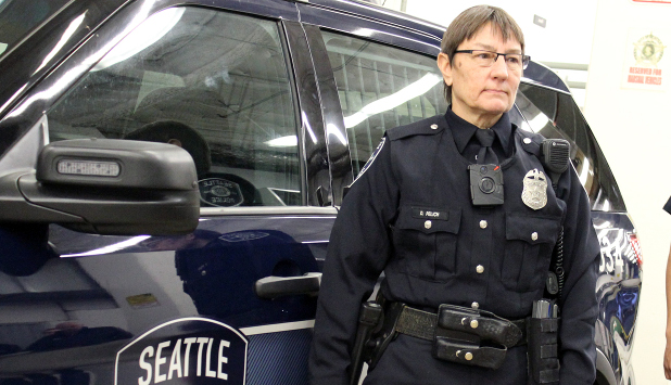 Emerging Issue Update: Police Body Cameras