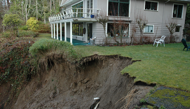 Landslide Hazards: Regulating Them Can Be Hazardous