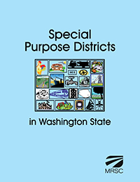 Cover of Special Purpose Districts in Washington State