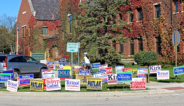 Regulating Non-Commercial Temporary Signs During Election Season