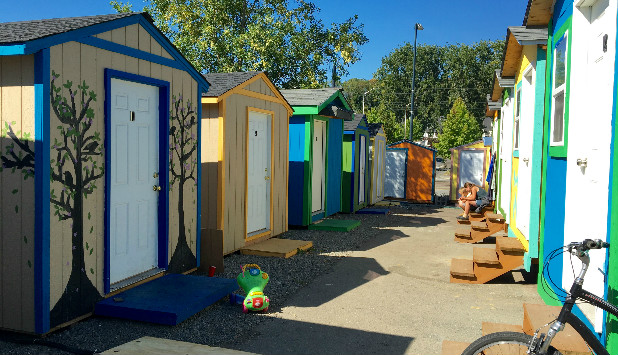 Tiny Houses as a Workable Option to House the Homeless