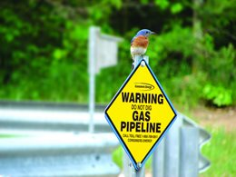 Pipeline Safety Reminder