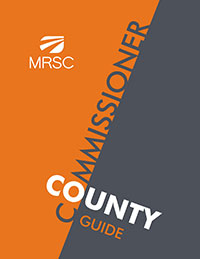 Cover of County Commissioner Guide