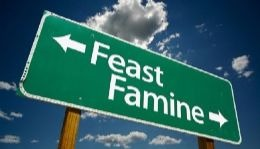 Fiscal Feast or Famine: A Survival Guide