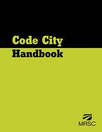 Cover of Code City Handbook