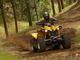 All-Terrain Vehicles Renamed and Rolling