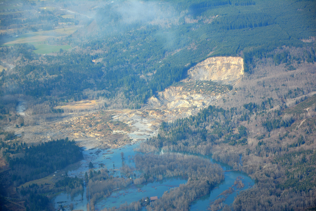 "Oso ""Extreme Event"" Prompts New Look at Landslide Hazards Regulation"