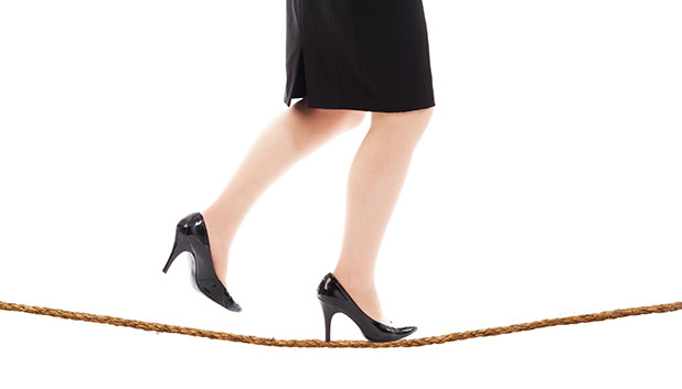 How Well Do You Walk this Meeting Tightrope?