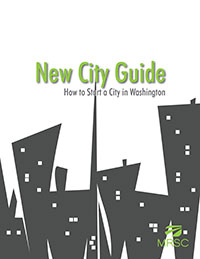 Cover of New City Guide - How to Start a City in Washington