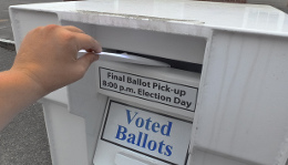 Ballot Measure Results from the 2015 Primary Election