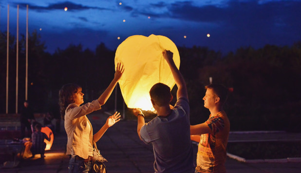 Regulating Sky Lanterns