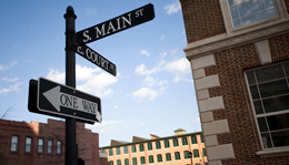 Street Names: Where Policy and History Meet