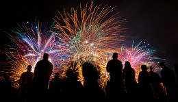 Time to Start Thinking About Fireworks . . . for 2018