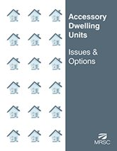 Cover of Accessory Dwelling Units