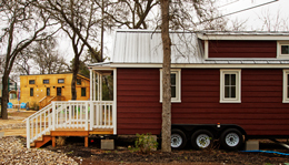 Legislature Paves the Way for Tiny Houses
